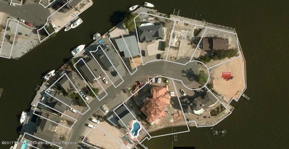 土地 のために 売買 アット 43 Bay Point Drive 43 Bay Point Drive Toms River, ニュージャージー 08753 アメリカ合衆国