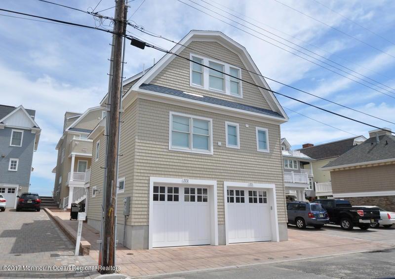 Casa Unifamiliar por un Alquiler en 320 1st Avenue 320 1st Avenue Manasquan, Nueva Jersey 08736 Estados Unidos