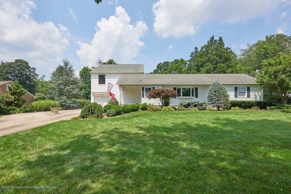 Tek Ailelik Ev için Satış at 51 Silverbrook Road 51 Silverbrook Road Shrewsbury, New Jersey 07702 Amerika Birleşik Devletleri