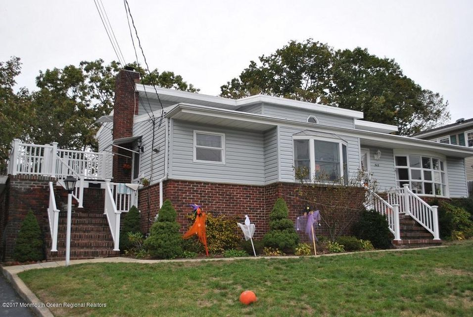 Single Family Home for Rent at 545 Summit Drive 545 Summit Drive Point Pleasant, New Jersey 08742 United States