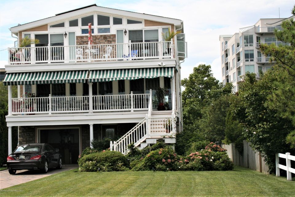 Single Family Home for Sale at 272 Ocean Avenue 272 Ocean Avenue Long Branch, New Jersey 07740 United States