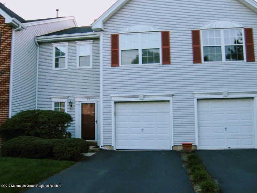 Condominium for Rent at 103 Wood Duck Court 103 Wood Duck Court Freehold, New Jersey 07728 United States