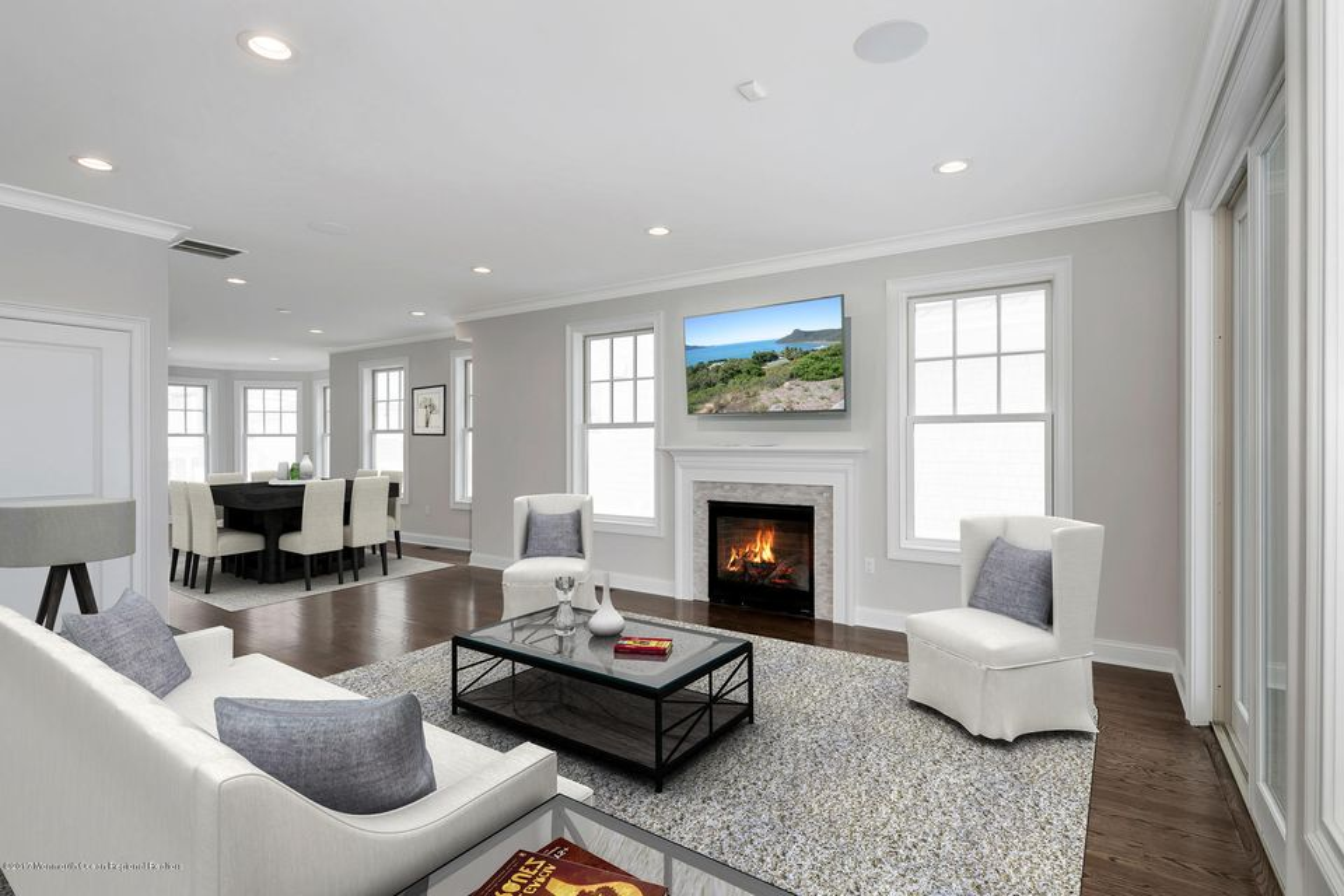 Casa Unifamiliar por un Venta en 79 Pershing Boulevard 79 Pershing Boulevard Lavallette, Nueva Jersey 08735 Estados Unidos