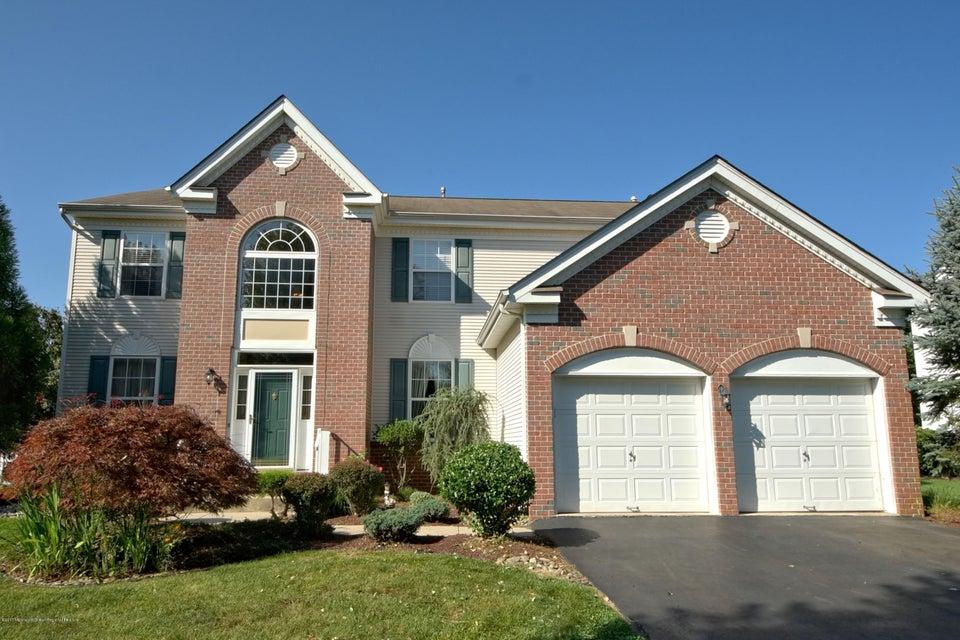 獨棟家庭住宅 為 出售 在 28 Heritage Drive 28 Heritage Drive Allentown, 新澤西州 08501 美國