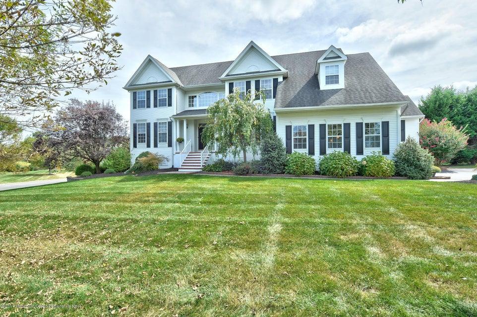 獨棟家庭住宅 為 出售 在 11 Yorkville Terrace 11 Yorkville Terrace Allentown, 新澤西州 08501 美國