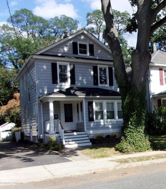 Maison unifamiliale pour l à louer à 11 Elm Place 11 Elm Place Red Bank, New Jersey 07701 États-Unis