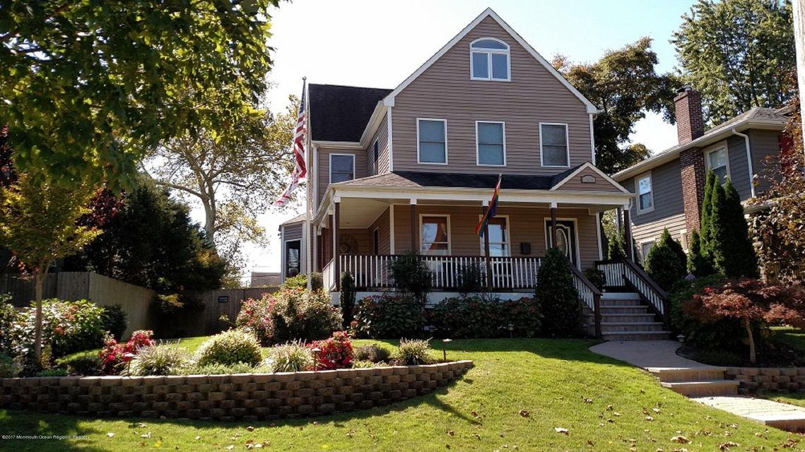 Single Family Home for Sale at 1304 3rd Avenue 1304 3rd Avenue Asbury Park, New Jersey 07712 United States
