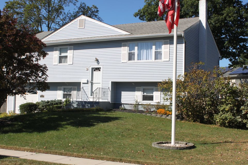 Single Family Home for Sale at 3 Oliver Drive 3 Oliver Drive Neptune City, New Jersey 07753 United States