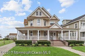 Single Family Home for Sale at 103 4th Avenue 103 4th Avenue Belmar, New Jersey 07719 United States