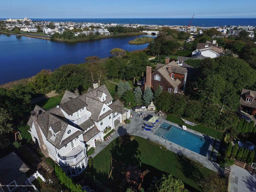 Single Family Home for Sale at 216 The Terrace 216 The Terrace Sea Girt, New Jersey 08750 United States