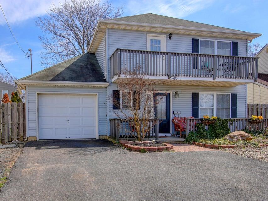 獨棟家庭住宅 為 出售 在 480 Beachway Avenue 480 Beachway Avenue Keansburg, 新澤西州 07734 美國