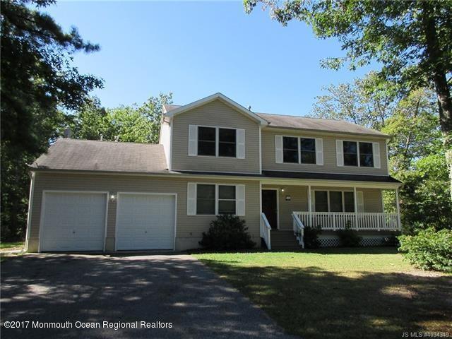 Casa Unifamiliar por un Alquiler en 145 Bengal Boulevard 145 Bengal Boulevard Barnegat, Nueva Jersey 08005 Estados Unidos