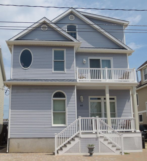 Single Family Home for Rent at 60 Fort Avenue 60 Fort Avenue Ortley Beach, New Jersey 08751 United States