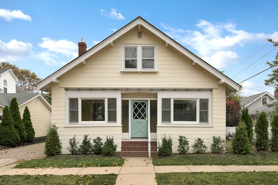 Single Family Home for Rent at 4 2nd Avenue 4 2nd Avenue Sea Girt, New Jersey 08750 United States