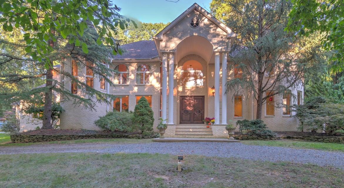 단독 가정 주택 용 매매 에 5 Elm Court 5 Elm Court Perrineville, 뉴저지 08535 미국
