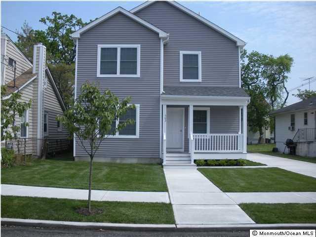 Maison unifamiliale pour l à louer à 502 16th Avenue 502 16th Avenue Belmar, New Jersey 07719 États-Unis