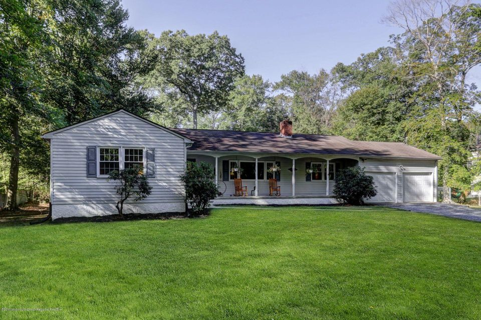 Single Family Home for Sale at 49 Brynmore Road 49 Brynmore Road Plumsted, New Jersey 08533 United States