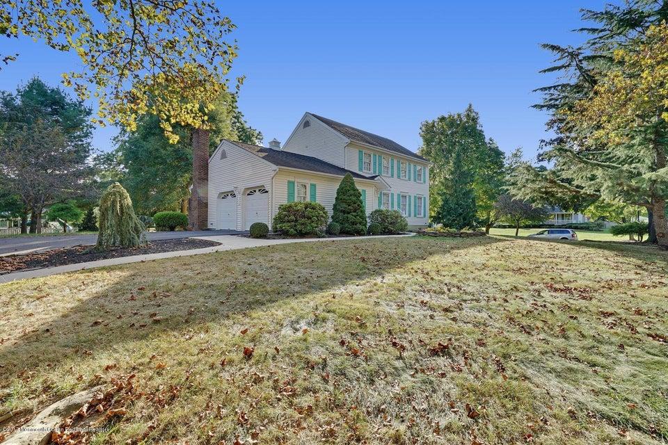 Casa Unifamiliar por un Venta en 2 Hobbs Court 2 Hobbs Court Robbinsville, Nueva Jersey 08691 Estados Unidos