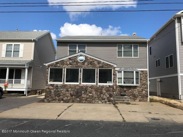 Casa Unifamiliar por un Alquiler en 60 Harding Avenue 60 Harding Avenue Ortley Beach, Nueva Jersey 08751 Estados Unidos