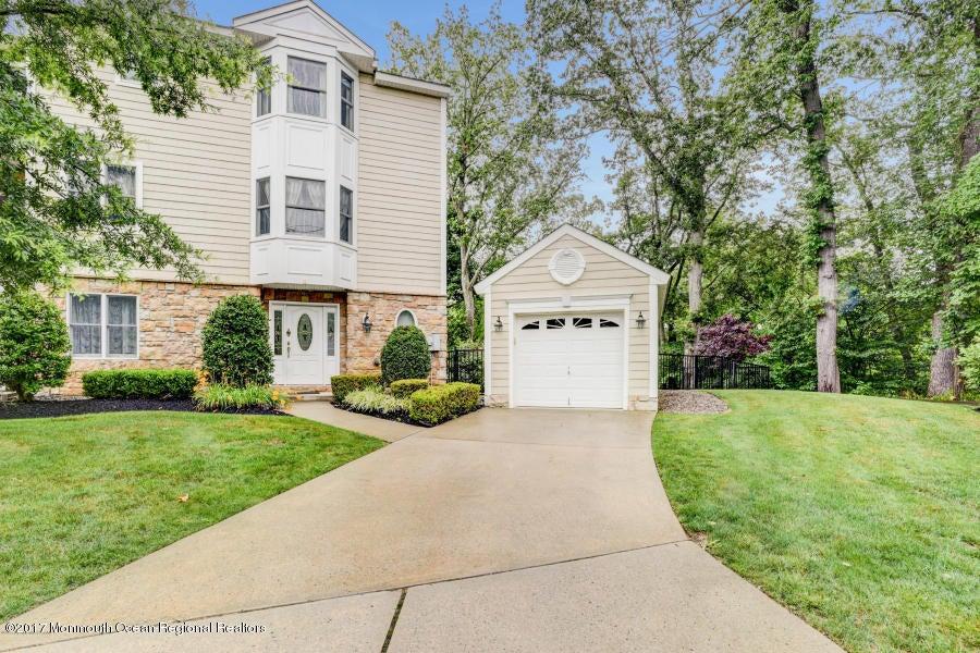Appartement en copropriété pour l à louer à 3 Chapin Avenue 3 Chapin Avenue Red Bank, New Jersey 07701 États-Unis