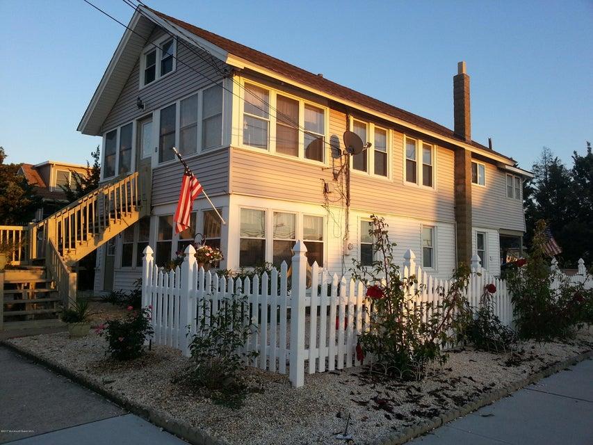 Casa Unifamiliar por un Alquiler en 1712 Central Avenue 1712 Central Avenue Seaside Park, Nueva Jersey 08752 Estados Unidos