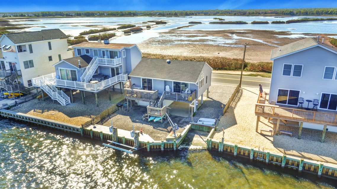 Single Family Home for Sale at 351 Bay Shore Drive 351 Bay Shore Drive Barnegat, New Jersey 08005 United States