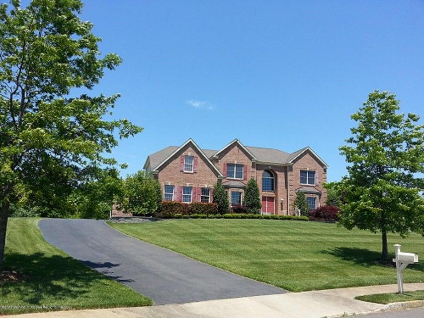 Einfamilienhaus für Verkauf beim 12 Mason Drive 12 Mason Drive Cream Ridge, New Jersey 08514 Vereinigte Staaten