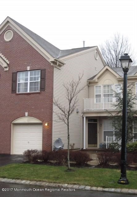 Condominium for Rent at 19 Persimmon Lane 19 Persimmon Lane Holmdel, New Jersey 07733 United States
