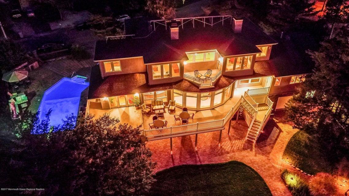 Maison unifamiliale pour l Vente à 66 Shorewood Drive 66 Shorewood Drive Bayville, New Jersey 08721 États-Unis