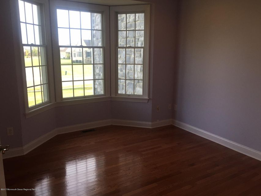Office/den room with french doors