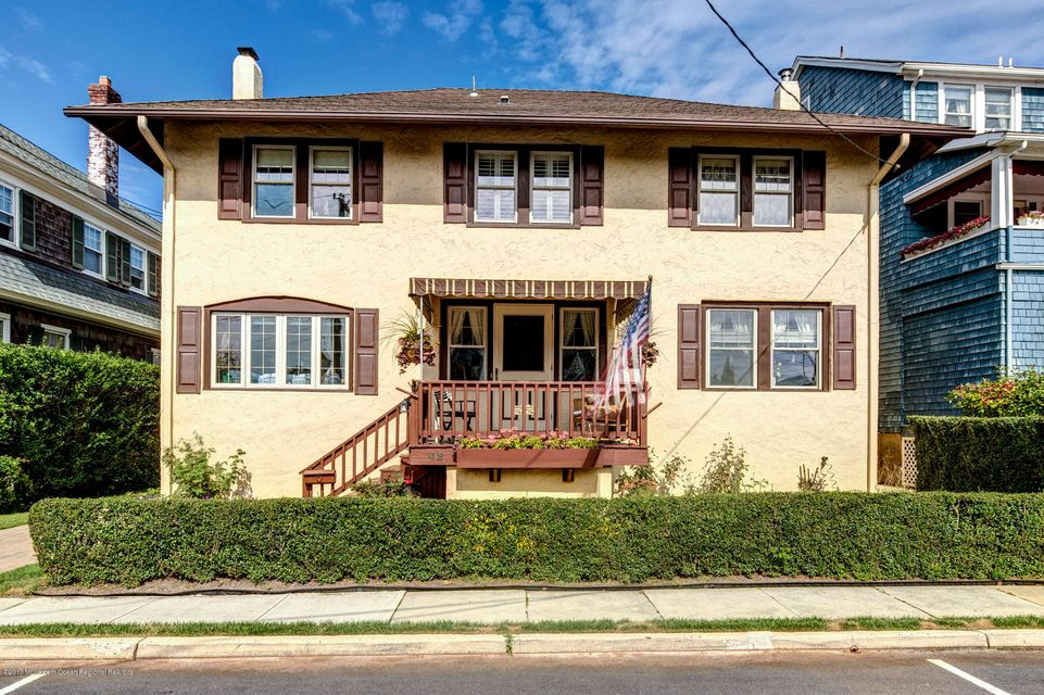 Single Family Home for Sale at 42 Johnson Street 42 Johnson Street Bay Head, New Jersey 08742 United States