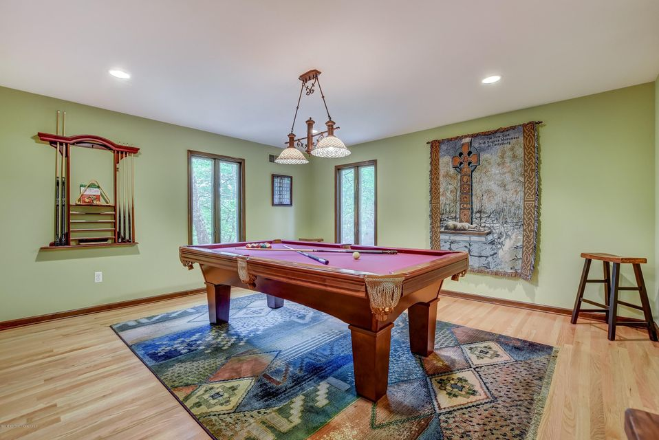 Dining Room/Billiard Room