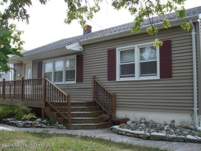 Single Family Home for Sale at 11 Trinidad Avenue 11 Trinidad Avenue Berkeley, New Jersey 08721 United States