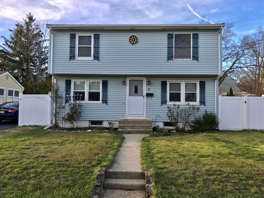 Single Family Home for Rent at 8 Sadowski Street 8 Sadowski Street East Brunswick, New Jersey 08816 United States