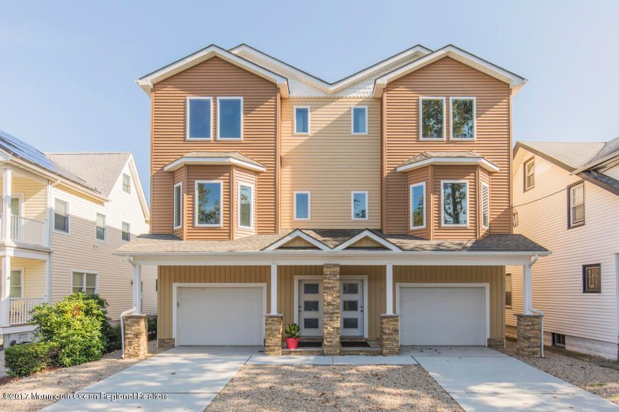 Appartement en copropriété pour l à louer à 212 Mccabe Avenue 212 Mccabe Avenue Bradley Beach, New Jersey 07720 États-Unis