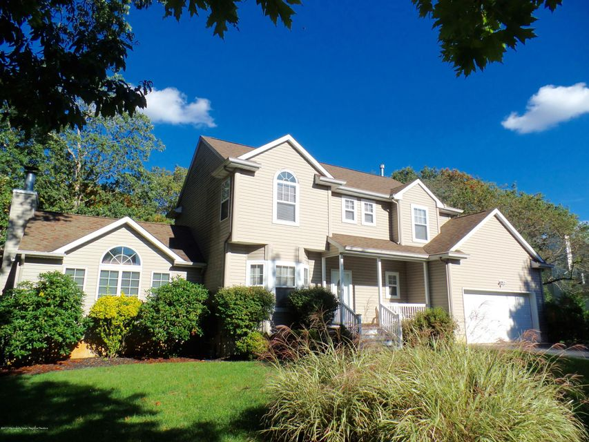 Single Family Home for Sale at 2 Country Woods Lane 2 Country Woods Lane Pine Beach, New Jersey 08741 United States