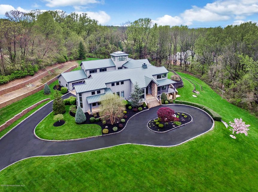 17  Summer House Hill Road, Holmdel, New Jersey