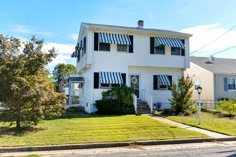 Single Family Home for Sale at 1808 Central Avenue 1808 Central Avenue West Belmar, New Jersey 07719 United States
