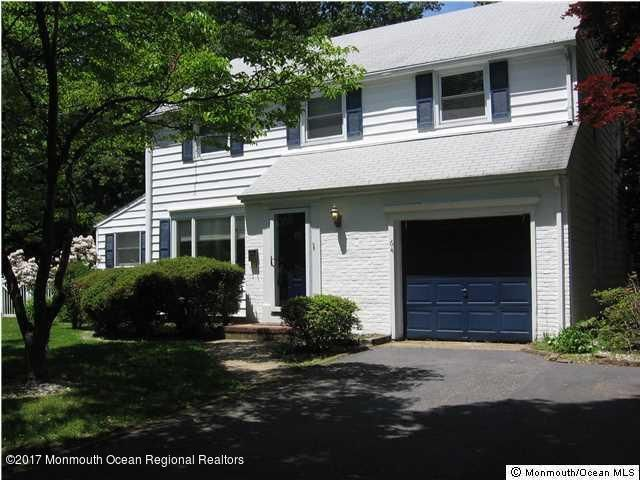 Single Family Home for Rent at 64 Ridge Road 64 Ridge Road Fair Haven, New Jersey 07704 United States