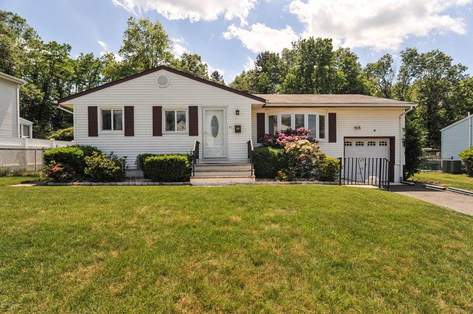 Casa para uma família para Venda às 46 Rieder Road 46 Rieder Road Edison, Nova Jersey 08817 Estados Unidos