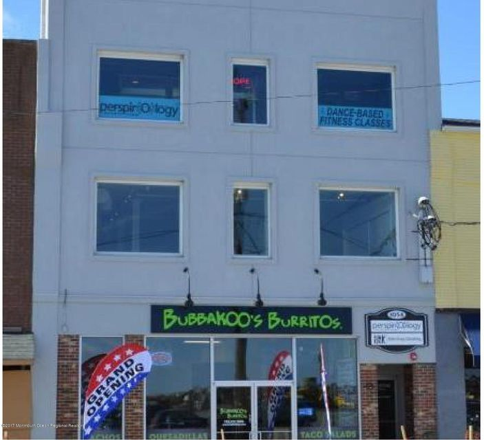 Commercial for Sale at 1054 Ocean Avenue 1054 Ocean Avenue Sea Bright, New Jersey 07760 United States