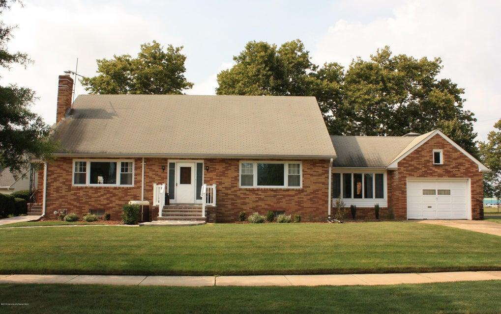 Single Family Home for Rent at 410 Trenton Boulevard 410 Trenton Boulevard Sea Girt, New Jersey 08750 United States