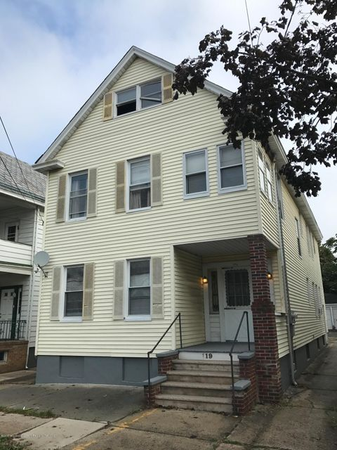 Multi-Family Home for Sale at 119 Louis Street 119 Louis Street New Brunswick, New Jersey 08901 United States