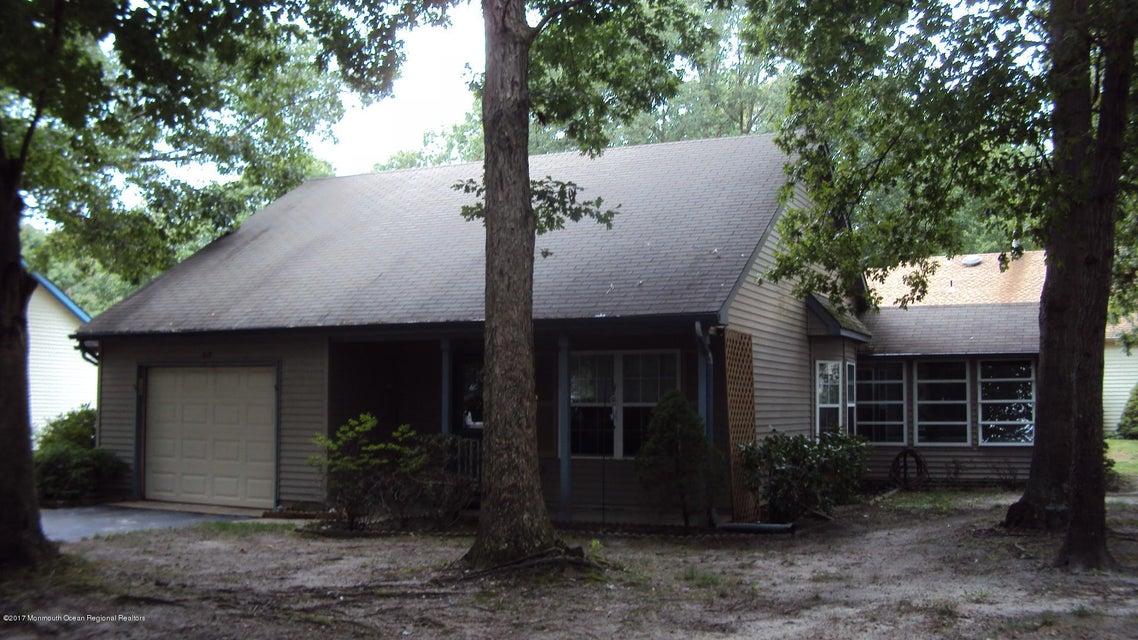 Casa Unifamiliar por un Alquiler en 315 Gardenia Lane 315 Gardenia Lane Whiting, Nueva Jersey 08759 Estados Unidos