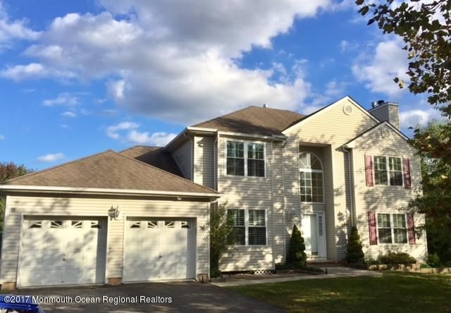 Single Family Home for Rent at 954 Tunesbrook Drive 954 Tunesbrook Drive Toms River, New Jersey 08753 United States