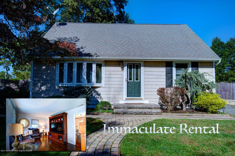 Single Family Home for Rent at 140 Longboat Avenue 140 Longboat Avenue Beachwood, New Jersey 08722 United States