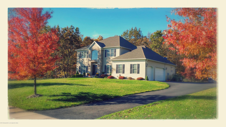 Maison unifamiliale pour l Vente à 55 Hemlock Drive 55 Hemlock Drive Plumsted, New Jersey 08533 États-Unis