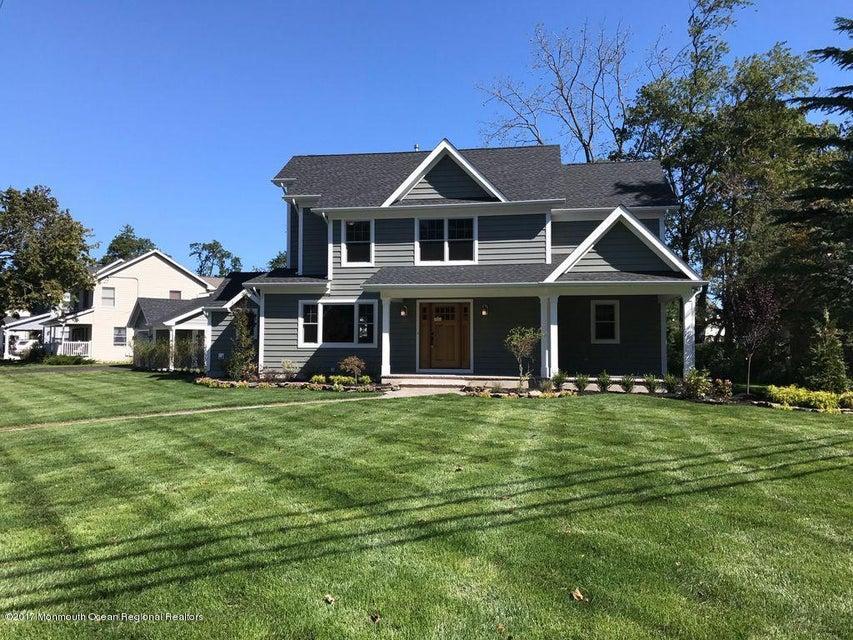 Maison unifamiliale pour l Vente à 1904 Parkview Terrace 1904 Parkview Terrace Spring Lake Heights, New Jersey 07762 États-Unis