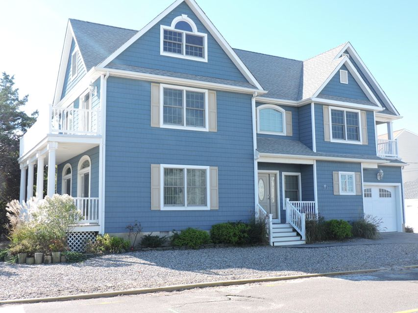 Maison unifamiliale pour l Vente à 101 2nd Avenue 101 2nd Avenue Normandy Beach, New Jersey 08739 États-Unis