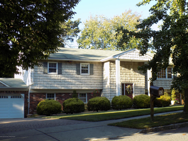 獨棟家庭住宅 為 出售 在 53 Bosko Drive 53 Bosko Drive East Brunswick, 新澤西州 08816 美國
